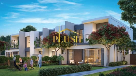 3 Bedroom Townhouse for Sale in Tilal Al Ghaf, Dubai - Luxurious Living | Resale | Investment Friendly