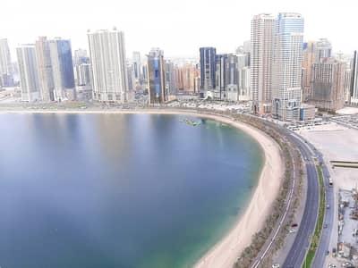 شقة في برج ماجيستك الخان 3 غرف 70000 درهم - 5078643