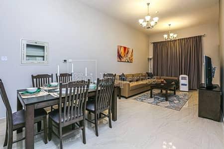فلیٹ 4 غرف نوم للبيع في الخليج التجاري، دبي - Furnished 4 bedroom apartment in Business Bay