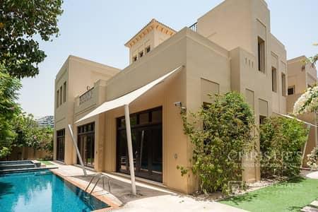 6 Bedroom Villa for Sale in Al Barari, Dubai - Exclusive 6 bedroom family home
