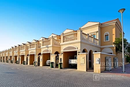 1 Bedroom Townhouse for Sale in Jumeirah Village Triangle (JVT), Dubai - District 4|Close to School