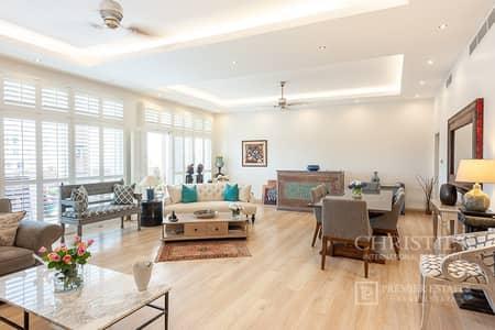 فلیٹ 3 غرف نوم للبيع في موتور سيتي، دبي - 3 Bedroom Upgraded Family Home | Lake Views