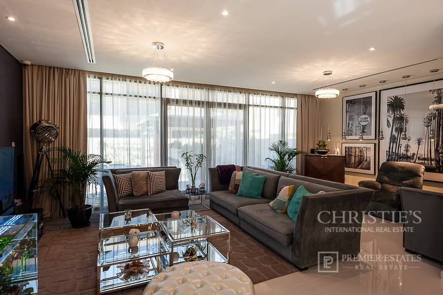 2 Fully Furnished By Paramount 4BR Plus Maid