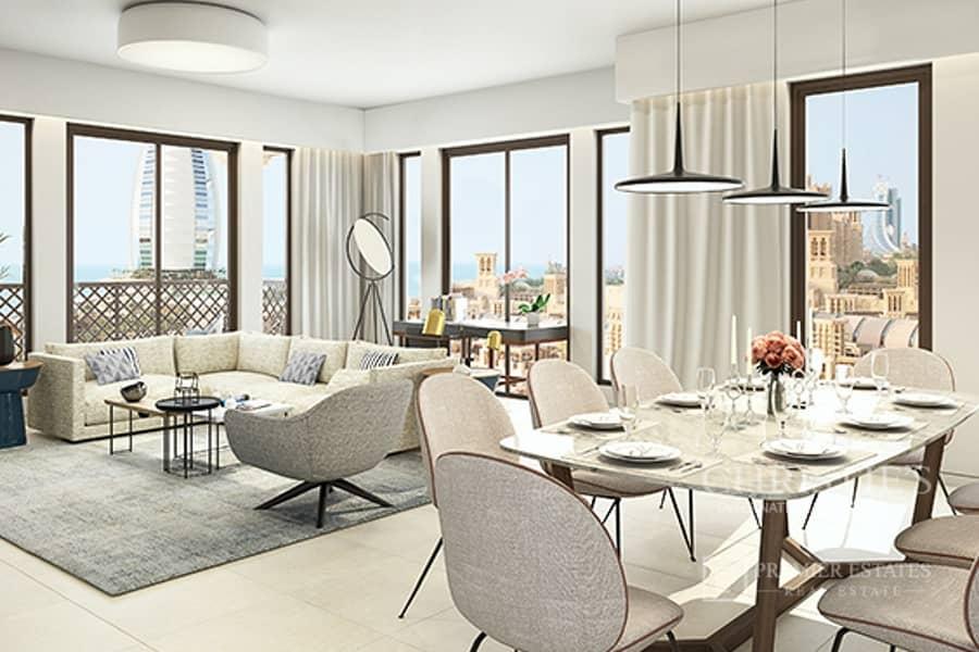 High-End 4 Bedroom Luxurious Modern Living