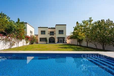 فیلا 3 غرف نوم للبيع في جميرا بارك، دبي - Jumeirah Park | 3BR | Huge plot area w/ Pool