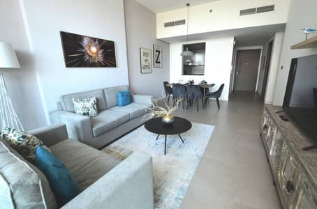 2 Bedroom Flat for Sale in Jumeirah Village Circle (JVC), Dubai - Luxurious 2 Bed | Fully-Furnished | Pool Views