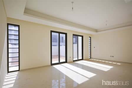 5 Bedroom Villa for Rent in Akoya Oxygen, Dubai - Single Row | High Demand | Garden Space
