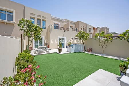 3 Bedroom Townhouse for Sale in Arabian Ranches, Dubai - Pristine I Upgraded 2M I Backing the Park