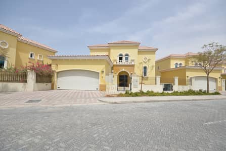 3 Bedroom Villa for Sale in Jumeirah Park, Dubai - Best Deal | 3Br + M| Well Maintained | District 07