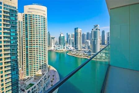 Marina and Sea Views | High Floor | No Fees