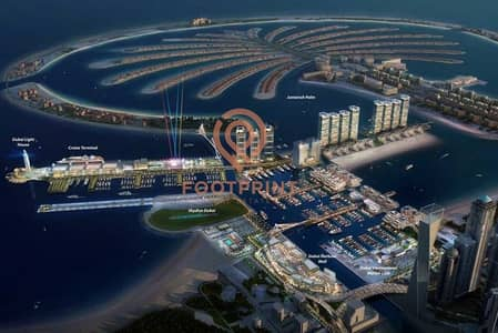 شقة 3 غرف نوم للبيع في دبي هاربور، دبي - Genuine Listing | 3bed Sunrise Bay Beachfront | Dont Miss It