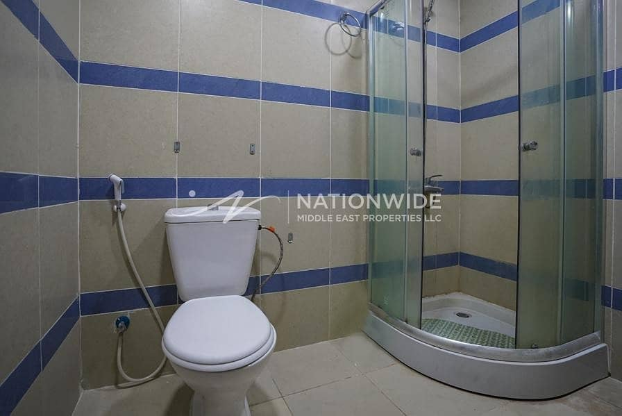 12 VERY NEAT AND CLEAN FURNISHED ONE BEDROOM IN AL KHABISI
