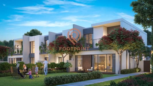 فیلا 3 غرف نوم للبيع في تلال الغاف، دبي - Tilal Al  Ghaf  ELAN | 3bed Luxury Townhouse | Best Price | Multiple Options