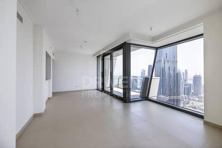 فلیٹ 3 غرف نوم للايجار في وسط مدينة دبي، دبي - Fully Furnished Apt w/ Burj Khalifa View