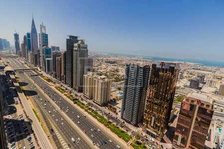 1 Bedroom Apartment for Rent in Sheikh Zayed Road, Dubai - Spacious 1 Bed | Higher Floor | Maze Tower
