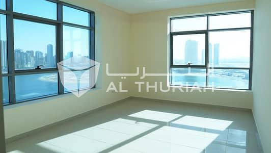 فلیٹ 3 غرف نوم للايجار في الخان، الشارقة - 3 BR | Great  View | Free rent up to 3 Months
