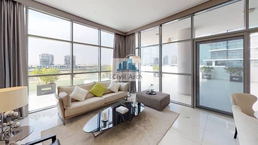 فلیٹ 1 غرفة نوم للبيع في داماك هيلز (أكويا من داماك)، دبي - LARGEST 1 BR FURNIHSED MOVE-IN NOW**POST HANDOVER PLAN AS WELL