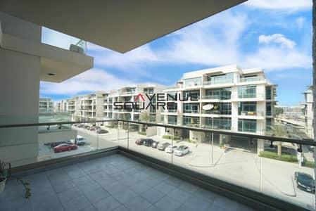 شقة 2 غرفة نوم للبيع في مدينة ميدان، دبي - 2bed + M | Rented | Community Facing