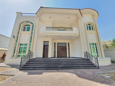 5 Bedroom Villa for Rent in Al Yash, Sharjah - Luxurious 5bed villa with three kitchen with separate majlas just 120k