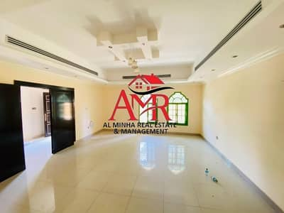 4 Bedroom Villa for Rent in Al Jaheli, Al Ain - Outstanding  4Br | Central  Duct AC | Huge Balcony