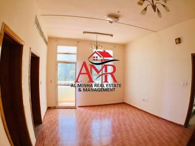 2 Bedroom Apartment for Rent in Al Sorooj, Al Ain - Amazing 2 Bedrooms With Balcony and Central Duct AC