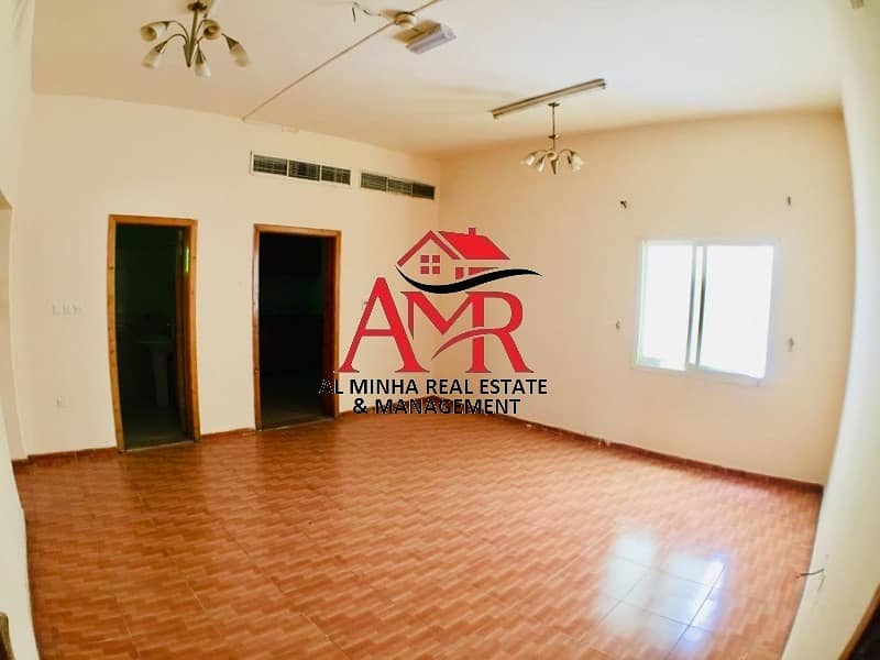 Amazing 2 Bedrooms With Balcony and Central Duct AC