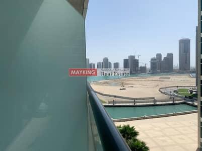 استوديو  للايجار في الخليج التجاري، دبي - Modern Furnished Studio with Lake View in Bay's Edge