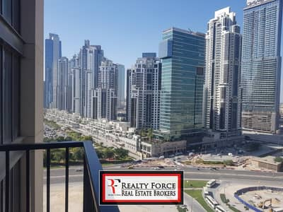 فلیٹ 2 غرفة نوم للبيع في وسط مدينة دبي، دبي - POOL VIEW   2BR W/STUDY   RENTED PROPERTY