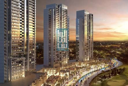 Studio for Sale in DAMAC Hills (Akoya by DAMAC), Dubai - 3 Years Payment Plan | 4% DLD Waiver | 4 Years Service Charge Free |