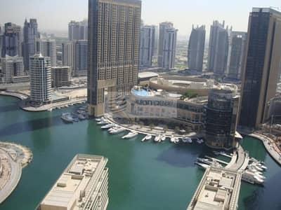 Full Marina View | Unfurnished 2 BR Apt w/ Balcony