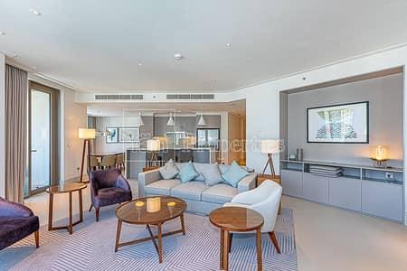 فلیٹ 3 غرف نوم للايجار في وسط مدينة دبي، دبي - Furnished and Serviced I All Bills Included
