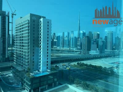 Office for Rent in Business Bay, Dubai - WELL MAINTAINED BURJ VIEW LAKE VIEW