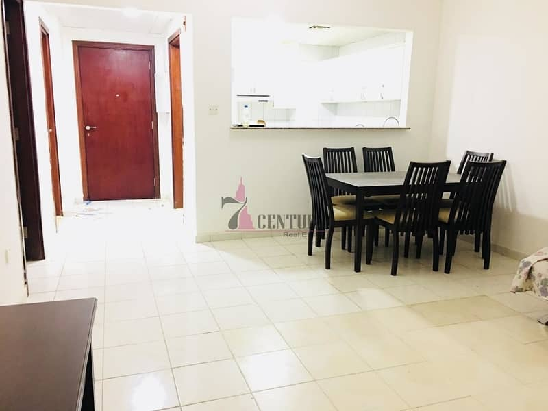 Furnished 1 BR | Spacious Space | Amazing Price