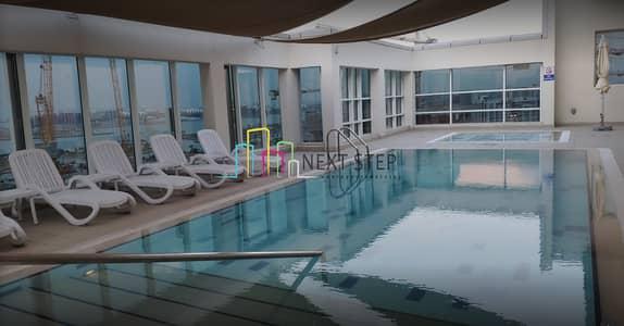 استوديو  للايجار في شاطئ الراحة، أبوظبي - Move-In Ready Studio Apartment plus Gym I Pool I Parking