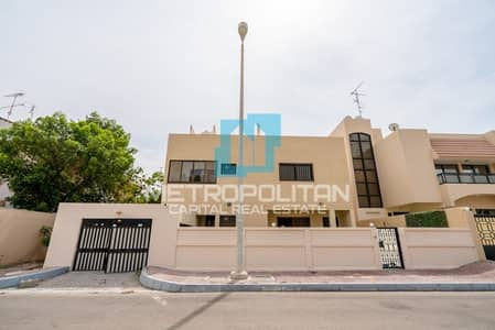 3 Bedroom Villa for Rent in Al Bateen, Abu Dhabi - Hot Price | Spacious Layout | Balcony | Vacant Now