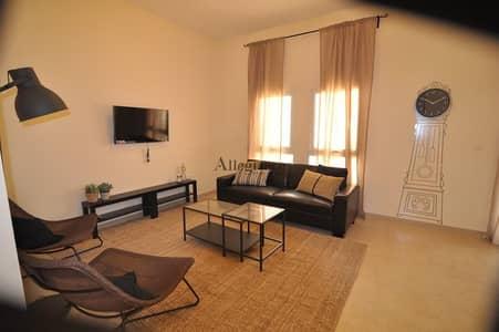 شقة 1 غرفة نوم للبيع في رمرام، دبي - Closed kitchen |Fully furnished | Community view