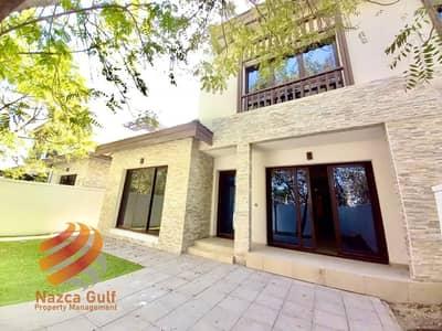 فیلا 3 غرف نوم للايجار في جزيرة الريم، أبوظبي - Great Finished 3 BR Villa with Big Gardens and Balcony