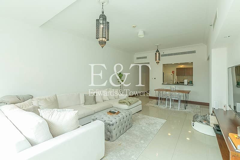 Low Floor | Extended Balcony | Available June 1st