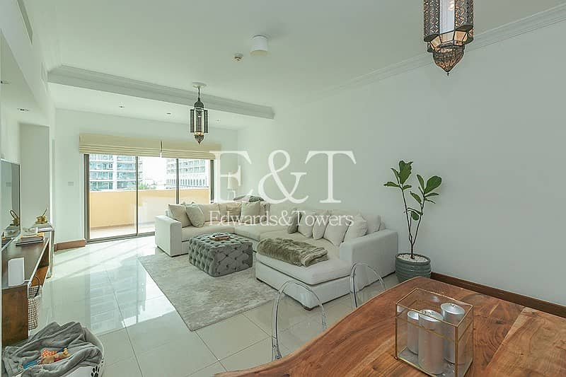 2 Low Floor | Extended Balcony | Available June 1st