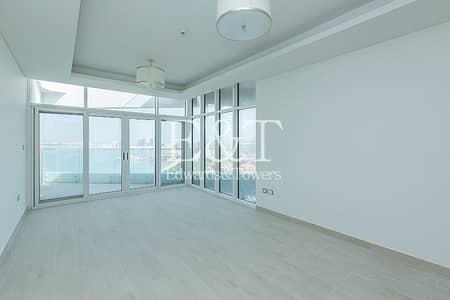 فلیٹ 1 غرفة نوم للبيع في نخلة جميرا، دبي - High Floor  Under OP  Sea And Royal Atlantis Views