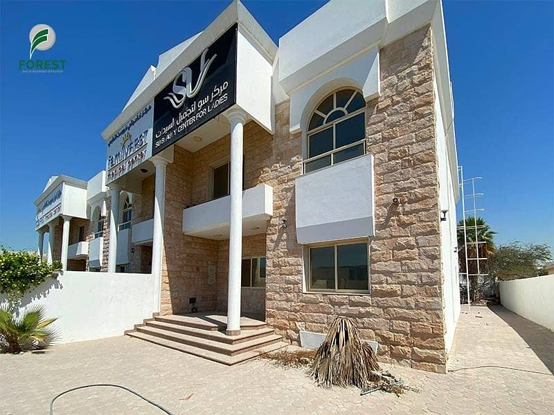 2 Fully Furnished   Commercial Villa  Well Maintained