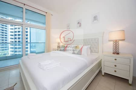 3 Bedroom Flat for Rent in Barsha Heights (Tecom), Dubai - Fully furnished & Spacious 3 BHK in FAHAD 2 tower