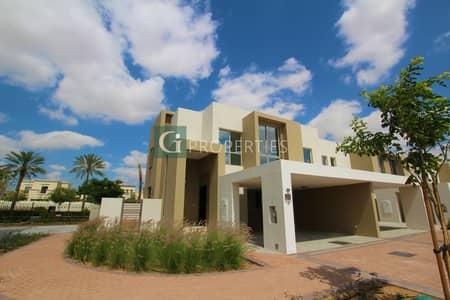 تاون هاوس 4 غرف نوم للبيع في المرابع العربية 2، دبي - Corner 4 Beds Townhouse - Next to Entrance
