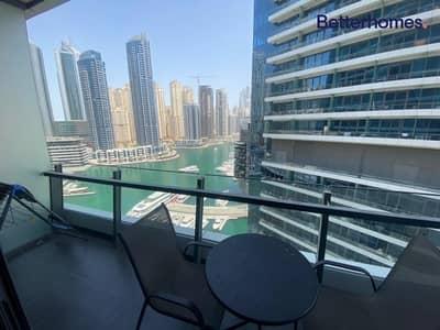 Marina View | With Balcony | Mid floor | Rented