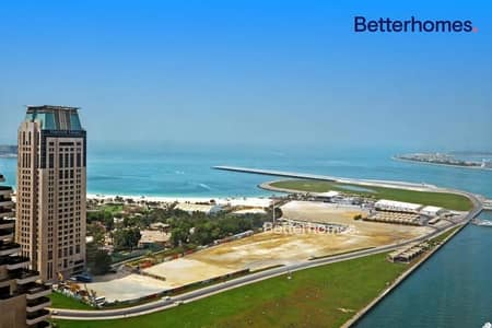 1 Bedroom Apartment for Sale in Dubai Marina, Dubai - Vacant Soon | MId Floor | Sea and Marina View