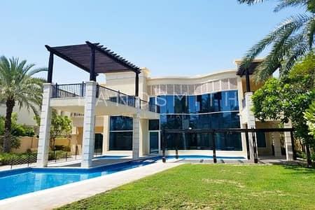 5 Bedroom Villa for Sale in Emirates Hills, Dubai - Unique Park Facing 5BR Villa in Emirates Hills