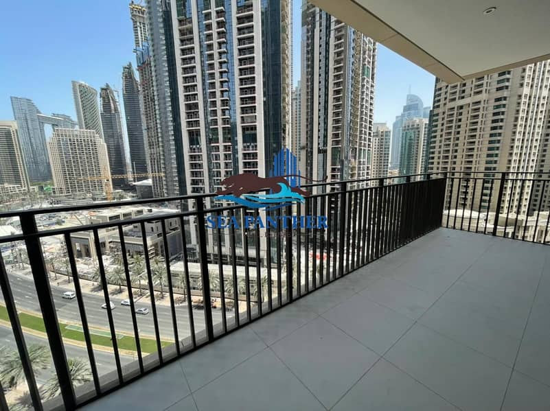 13 Brand New Tower I Spacious 2 BR | Downtown