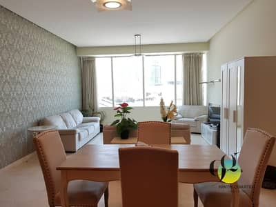 Well Maintained 1bed-Balcony, Park Views