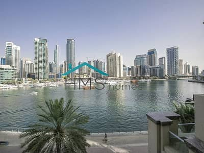 2 Bedroom Apartment for Rent in Dubai Marina, Dubai - Amazing Marina Views | Low Floor | Large 2BR