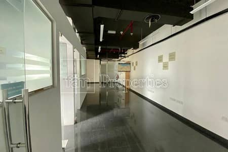 Office for Rent in Business Bay, Dubai - Fitted Office l Easy Access l Multiple Chqs